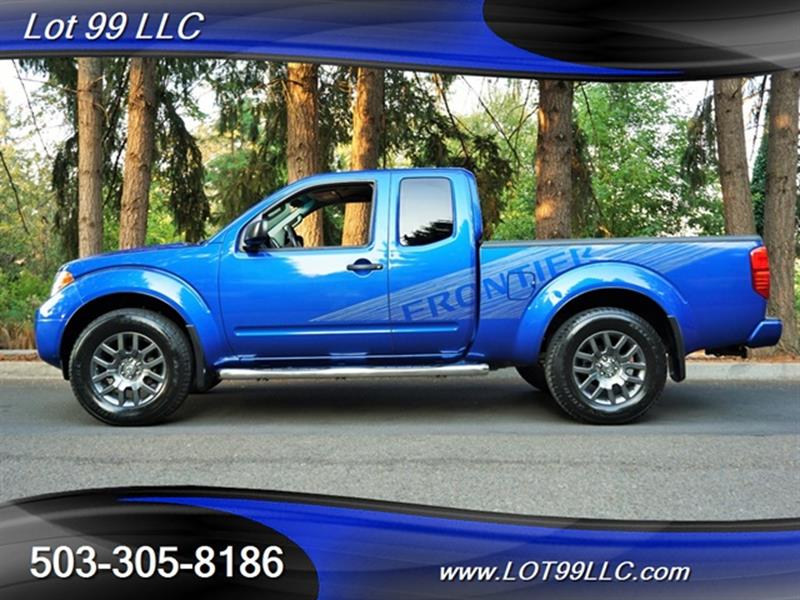 2012 Nissan Frontier For Sale At LOT 99 LLC In Milwaukie OR