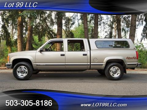 2000 GMC C/K 2500 Series for sale in Milwaukie, OR