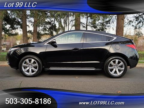 Acura Zdx For Sale >> 2010 Acura Zdx For Sale In Milwaukie Or