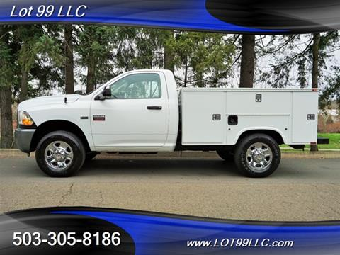 2010 Dodge Ram Chassis 2500 for sale in Milwaukie, OR