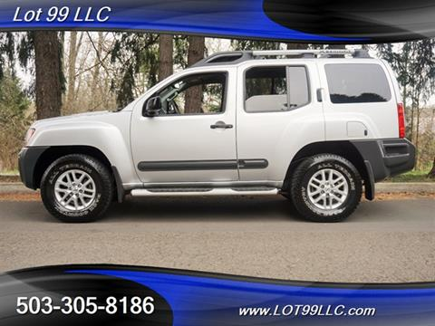 Used Nissan Xterra >> Used Nissan Xterra For Sale In Oregon Carsforsale Com