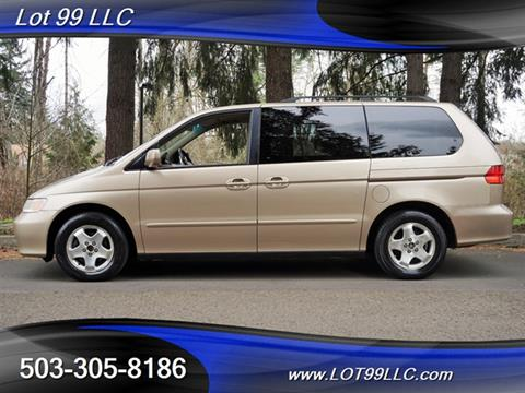 1999 Honda Odyssey for sale in Milwaukie, OR