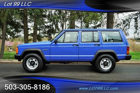 1996 Jeep Cherokee for sale in Milwaukie, OR
