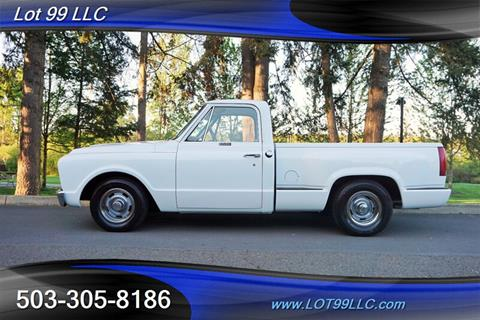 1967 gmc truck specs