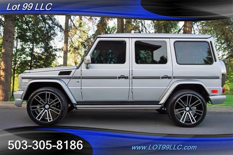 2003 Mercedes-Benz G-Class for sale in Milwaukie, OR
