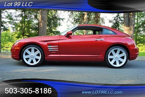 2004 Chrysler Crossfire for sale in Milwaukie, OR