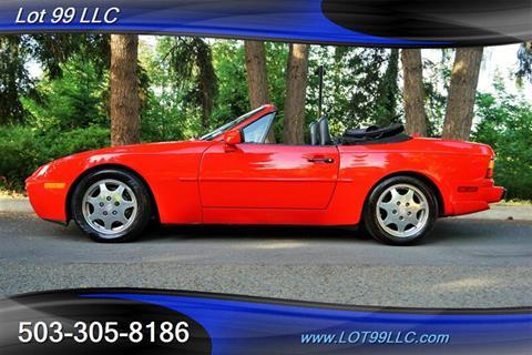 1990 Porsche 944 for sale in Milwaukie, OR