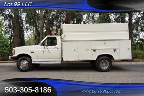 1997 Ford F-450 for sale in Milwaukie, OR