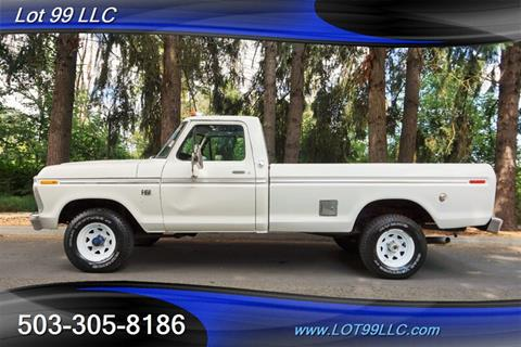 1976 Ford F-150 for sale in Milwaukie, OR
