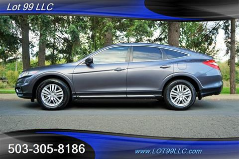 2015 Honda Crosstour for sale in Milwaukie, OR