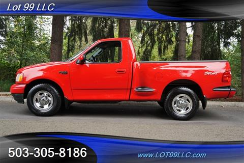2003 Ford F-150 for sale in Milwaukie, OR