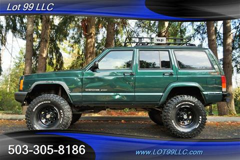 2000 Jeep Cherokee for sale in Milwaukie, OR