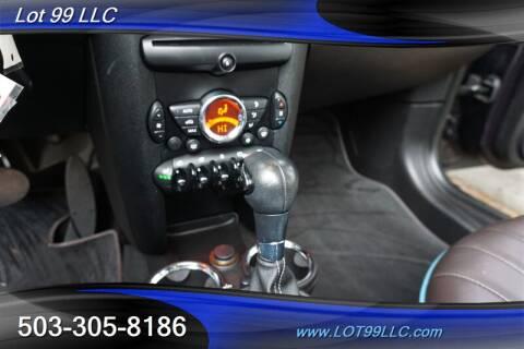 2012 MINI Cooper Convertible