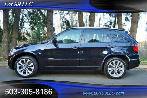 2010 BMW X5 xDrive48i for sale at LOT 99 LLC in Milwaukie OR
