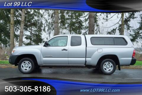 2012 Toyota Tacoma for sale at LOT 99 LLC in Milwaukie OR