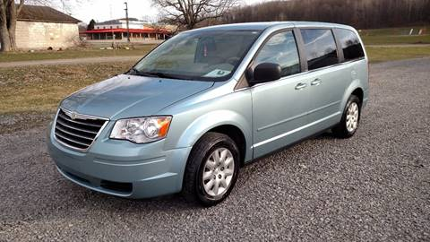 2009 Chrysler Town and Country for sale in Cochranton, PA
