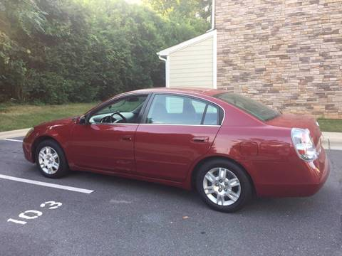 2006 Nissan Altima for sale in Raleigh, NC