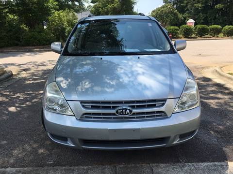 2009 Kia Sedona for sale in Raleigh, NC