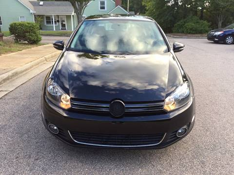 2010 Volkswagen Golf for sale in Raleigh, NC