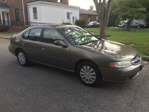 2000 Nissan Altima For Sale At Kaizen Auto Sales In Raleigh NC
