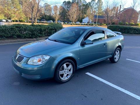 2009 Pontiac G5 for sale in Raleigh, NC