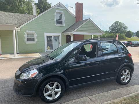 2008 Suzuki SX4 Crossover for sale in Raleigh, NC