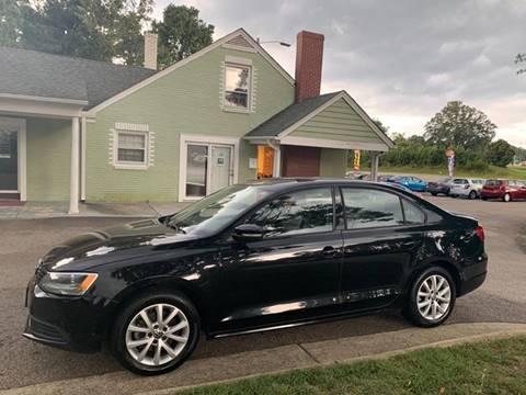 2012 Volkswagen Jetta for sale in Raleigh, NC