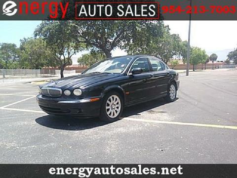 2003 Jaguar X-Type for sale in Wilton Manors, FL