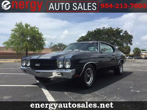 1971 Chevrolet Chevelle Malibu for sale in Wilton Manors, FL