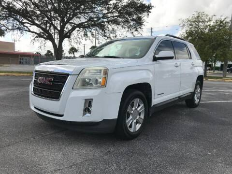 2011 GMC Terrain SLE-2 for sale at Energy Auto Sales in Wilton Manors FL