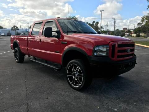 2006 Ford F-250 Super Duty for sale at Energy Auto Sales in Wilton Manors FL
