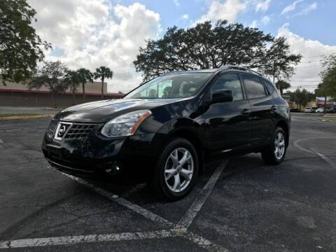 2009 Nissan Rogue S for sale at Energy Auto Sales in Wilton Manors FL