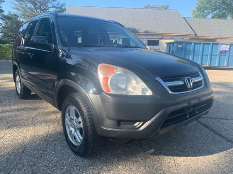 2004 Honda CR-V for sale in Davison, MI