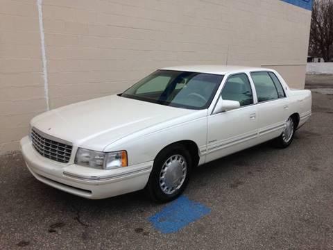 1999 Cadillac DeVille For Sale in Michigan - Carsforsale.com®