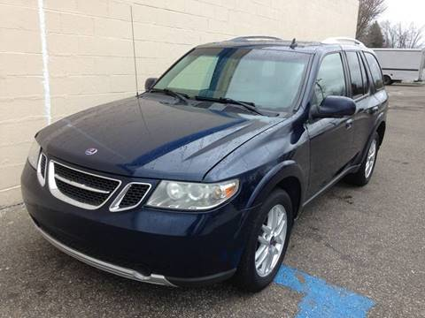 2009 Saab 9-7X for sale in Clinton Township, MI