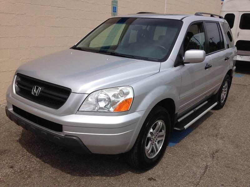 Beautiful 2005 Honda Pilot For Sale At R Tony Auto Sales In Clinton Township MI