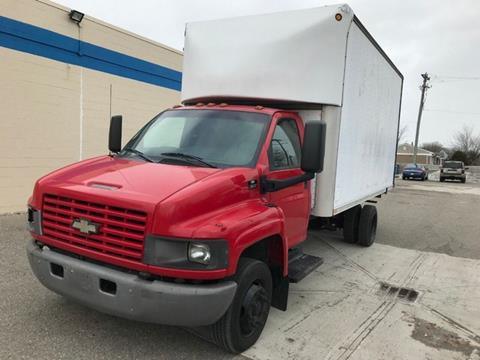 2003 Chevrolet C5500 for sale in Clinton Township, MI