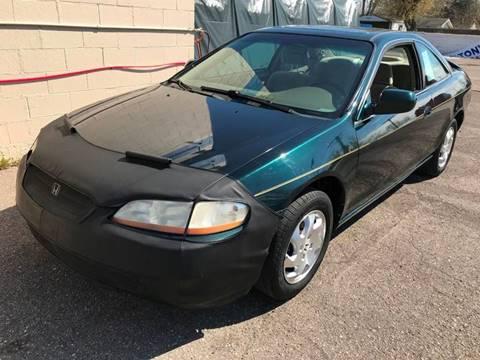 1999 honda coupe