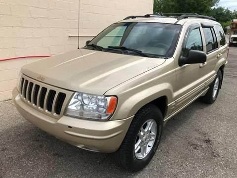 2000 Jeep Grand Cherokee for sale in Clinton Township, MI