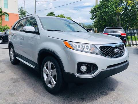 2012 Kia Sorento for sale in Hollywood, FL