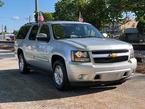 2013 Chevrolet Suburban for sale in Hollywood, FL