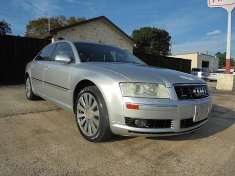 2004 Audi A8 L for sale in Garland, TX