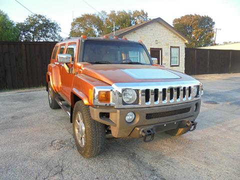 2007 HUMMER H3 for sale in Garland, TX