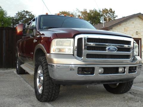 2005 Ford F-250 Super Duty for sale in Garland, TX