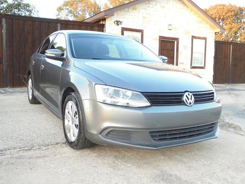 2012 Volkswagen Jetta for sale in Garland, TX