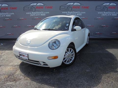 2005 Volkswagen New Beetle For Sale Carsforsale