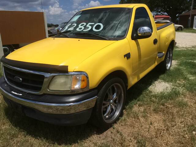2002 Ford F-150 for sale at Knight Motor Company in Bryan TX