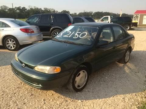 2002 Chevrolet Prizm for sale in Bryan, TX