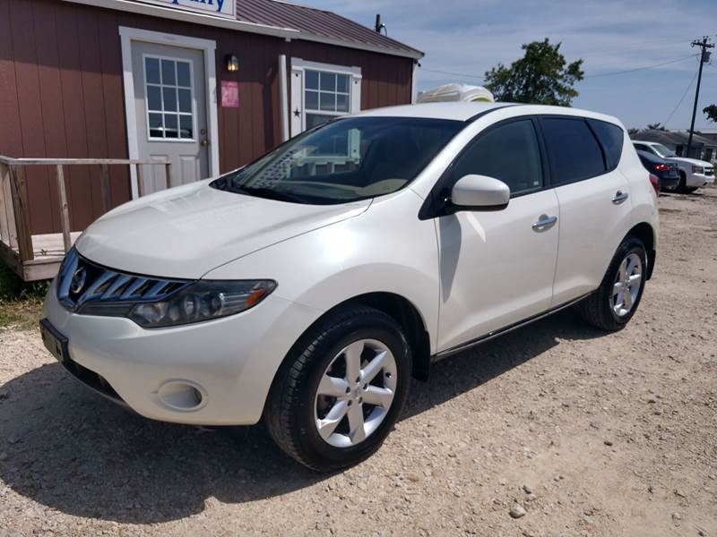 2009 Nissan Murano for sale at Knight Motor Company in Bryan TX