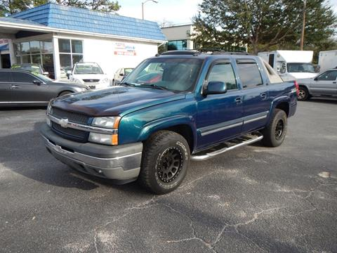 2005 Chevrolet Avalanche for sale in Charleston SC